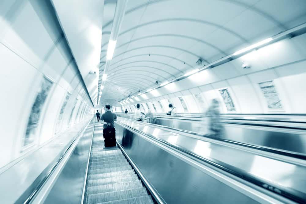 long-escalators